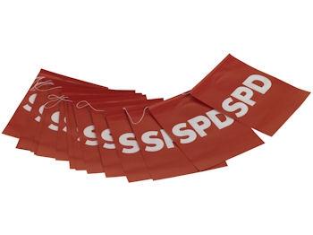 SPD Fahnenketten, 1 Stück (Art.-Nr. 1033)