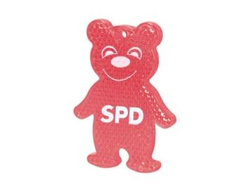 SPD Fußgängerreflektoren, 10 Stück = 1 VPE (Staffelpreise beachten) (Art.-Nr. 1108)
