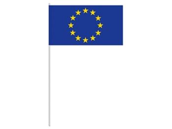 EUROPA Papierfähnchen, 100 Stück = 1 VPE (Art.-Nr. 1140)