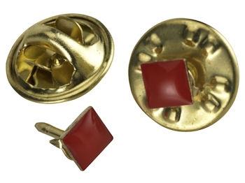 SPD Pin, 0,5 x 0,5 cm, 10 Stück (Art.-Nr. 1141)