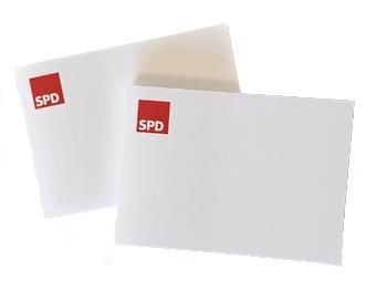 SPD Haftnotizen, 5 x 7 cm, 50 Blatt, 10 Stück = 1 VPE (Staffelpreise beachten) (Art.-Nr. 1212)