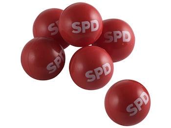 SPD Flummi, 100 Stück (Art.-Nr. 1263)