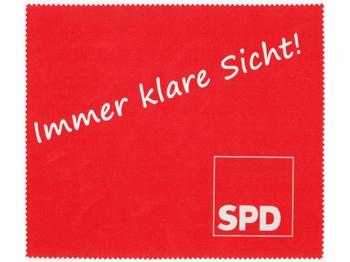 SPD Brillenputztuch / Mikrofasertuch, 10 Stück (Art.-Nr. 1294)