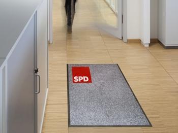 SPD Schmutzfangmatte, gross, 150 x 85 cm, 1 Stück (Art.-Nr. 1331)