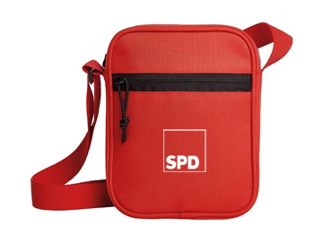SPD Umhängetasche FLOW, 1 Stück (Art.-Nr. 1372)