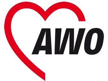 AWO Logo für Fensterscheibe, 1 Stück (Art.-Nr. 2064)