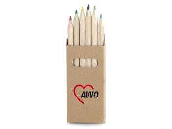 AWO Buntstifte, 10 Päckchen (Art.-Nr. 2086)