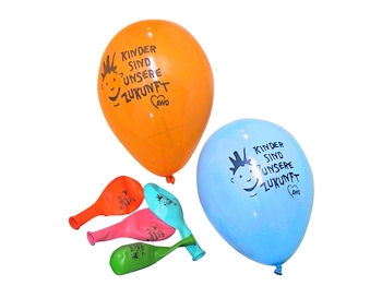 """AWO Luftballons """"Kinder sind unsere Zukunft"""", 100 Stück (Art.-Nr. 2098)"""