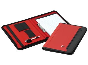 AWO Schreibmappe DIN A4 mit Reißverschluss, 1 Stück = 1 VPE (Staffelpreise beachten) (Art.-Nr. 2196)