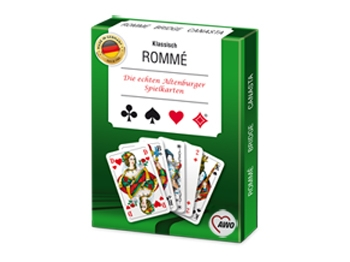 AWO Rommé-Spiel, 1 Stück (Art.-Nr. 2228)