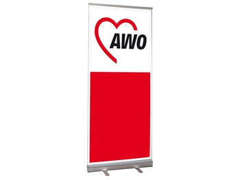 AWO Rollo-Display, 1 Stück (Art.-Nr. 2382)