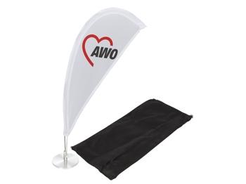 AWO-TISCH-Beachflag, 1 Stück (Art. 2400)