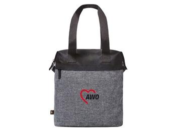 AWO Shopper, grau/schwarz, 1 Stück (Art.-Nr. 2406)