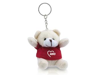 AWO Schlüsselanhänger TEDDY, 10 Stück (Art.-Nr. 2417)