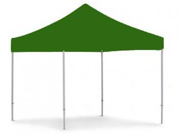 Scheren Pavillon 3x3 m, grün, 1 Stück (Art.-Nr. 3047-grün)