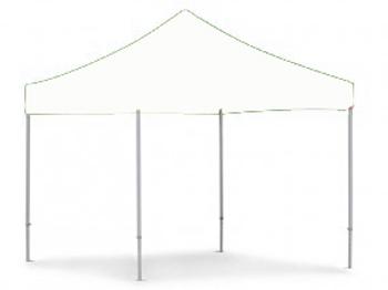 Scheren Pavillon 3x3 m, weiß, 1 Stück (Art.-Nr. 3047-weiß)