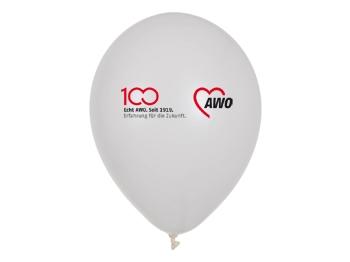 AWO 100-Jahre-Luftballons, weiß, 100 Stück (Art.-Nr. 62002)