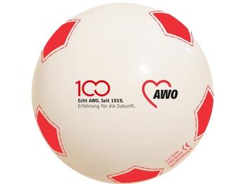 AWO 100-Jahre-Fußbälle, 40 Stück (Art.-Nr. 62358)