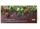 AWO Weihnachtskarten, 100 Stück (Art.-Nr. 2269)