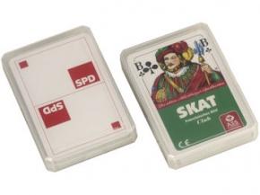 SPD Skatspiel inkl. Schachtel, 10 Stück = 1 VPE (Art.-Nr. 1050)