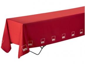 SPD Tischdecke 320 x 150 cm, 1 Stück (Art.-Nr. 1151)