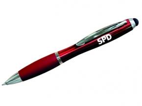 SPD Drehkugelschreiber DUBLIN mit Touchfunktion, 10 Stück = 1 VPE (Staffelpreise beachten) (Art.-Nr. 1318)