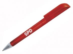 SPD Drehkugelschreiber BERLIN, 100 Stück (Art.-Nr. 1327)