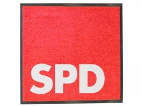 SPD Schmutzfangmatte, klein, 85 x 85 cm, 1 Stück (Art.-Nr. 1330)