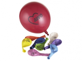 AWO Luftballons, farblich sortiert, 100 Stück (Art.-Nr. 2038)