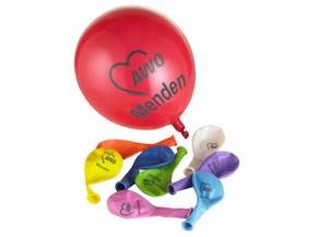AWO Luftballons mit Sonderdruck, 1000 Stück = 1 VPE (Staffelpreise beachten) (Art.-Nr. 2038SD)