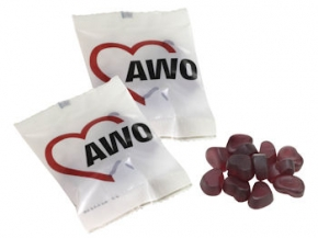 AWO Fruchtgummi-Tütchen, 50 Stück = 1 VPE (Staffelpreise beachten) (Art.-Nr. 2109)