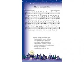 """AWO Liederheft """"Die guten, alten Weihnachtslieder"""", 10 Stück = 1 VPE (Staffelpreise beachten) (Art.-Nr. 2170)"""