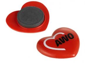 AWO Magnet, 10 Stück (Art.-Nr. 2214)