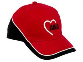 AWO Baseballmütze für Erwachsene, 1 Stück (Art.-Nr. 2276)