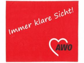 AWO Brillenputztuch / Mikrofasertuch, 1 Stück (Art.-Nr. 2301)