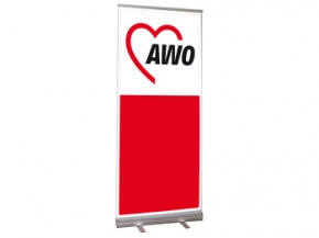 AWO Rollo-Display, 1 Stück (Art.-Nr. 2382)