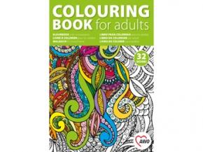 AWO Erwachsenen-Malbuch, DIN A4, 10 Stück (Art.-Nr. 2384)