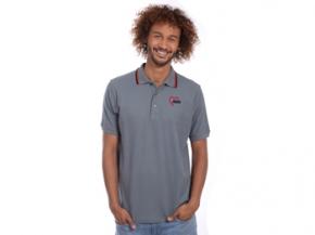 AWO Polohemd, grau, 1 Stück (verschiedene Größen lieferbar) (Art.-Nr. 2389)