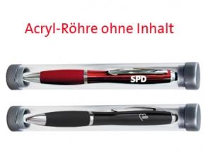 Acryl-Röhre für Kugelschreiber, 1 Stück (Art.-Nr. 3078)