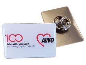 AWO 100-Jahre-Pin, 10 Stück (Art.-Nr. 62069)