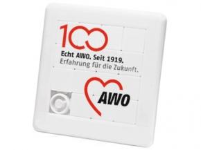 AWO 100-Jahre-Schiebespiel, 50 Stück = 1 VPE (Staffelpreise beachten) (Art.-Nr. 62121)