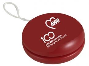 AWO 100-Jahre-Jojo, 10 Stück (Art.-Nr. 62226)