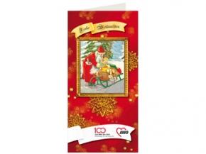 AWO 100-Jahre-Weihnachtskarten nostalgisch, 50 Stück (Art.-Nr. 62397)