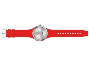 AWO 100-Jahre-Armbanduhr, rot, 1 Stück (Art.-Nr. 62398)